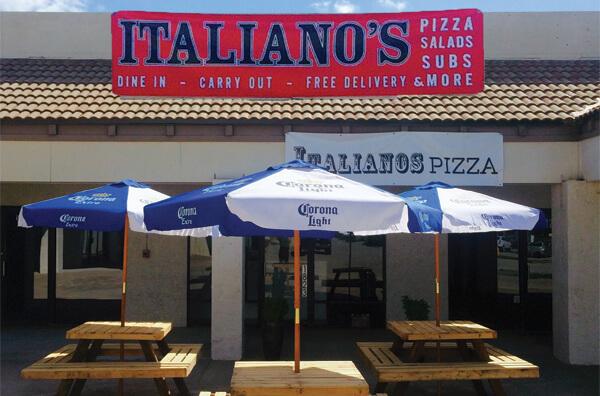 Venice, FL Italian Restaurants, Venice, FL Pizza. Venice Pizza Delivery