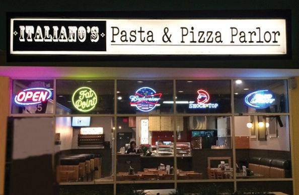 Italianos North Venice FL, Best Pizza Venice FL, Italian Restaurants, Venice, FL Pizza. Venice Pizza Delivery